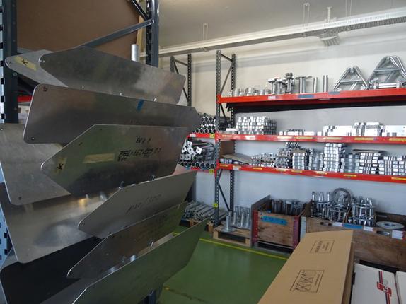 Klemmfix Signalisation Produktion