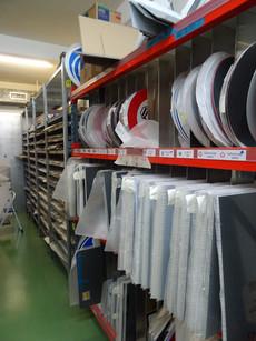 Klemmfix Lager Produktion Signalisation