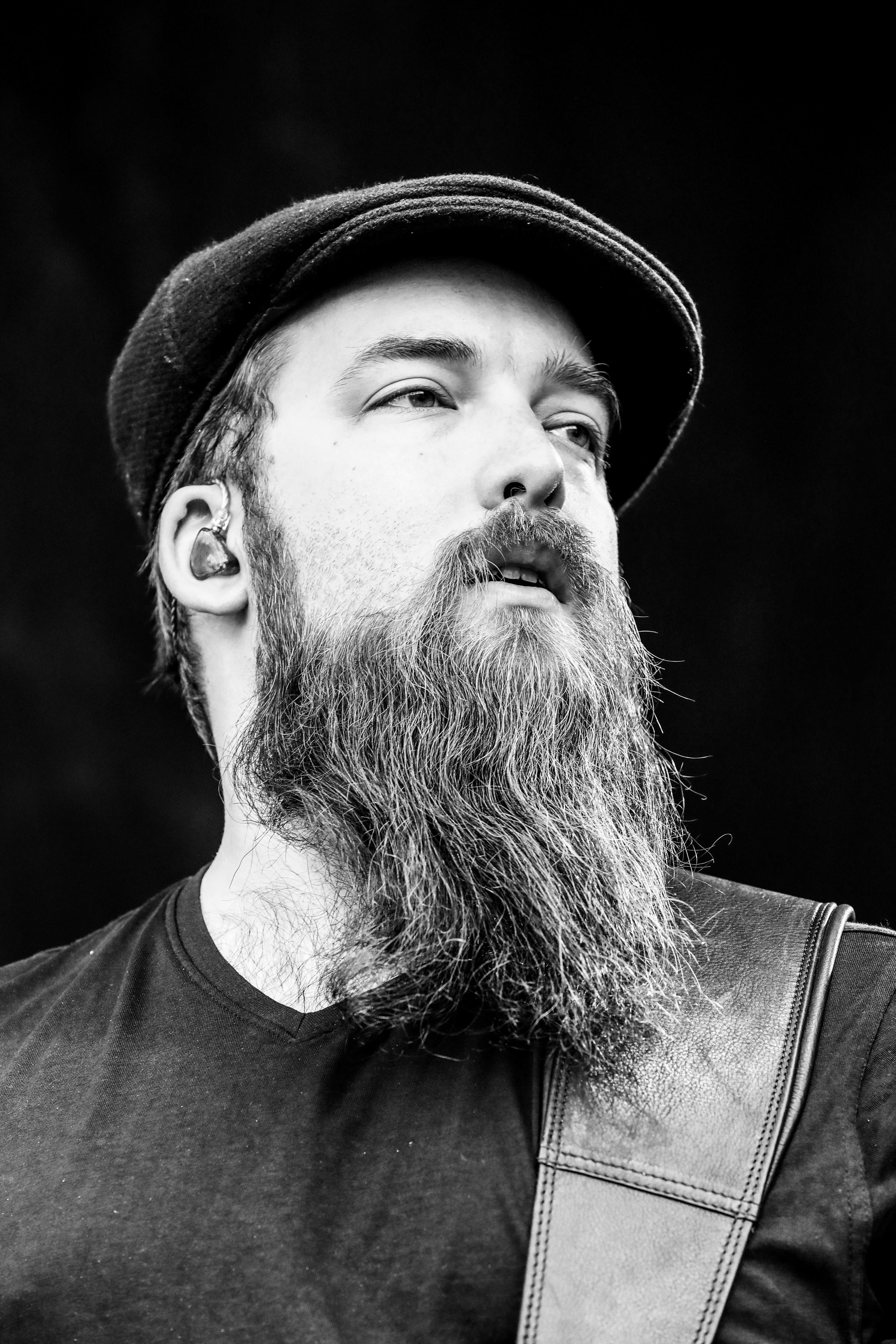 Portrait Musiker