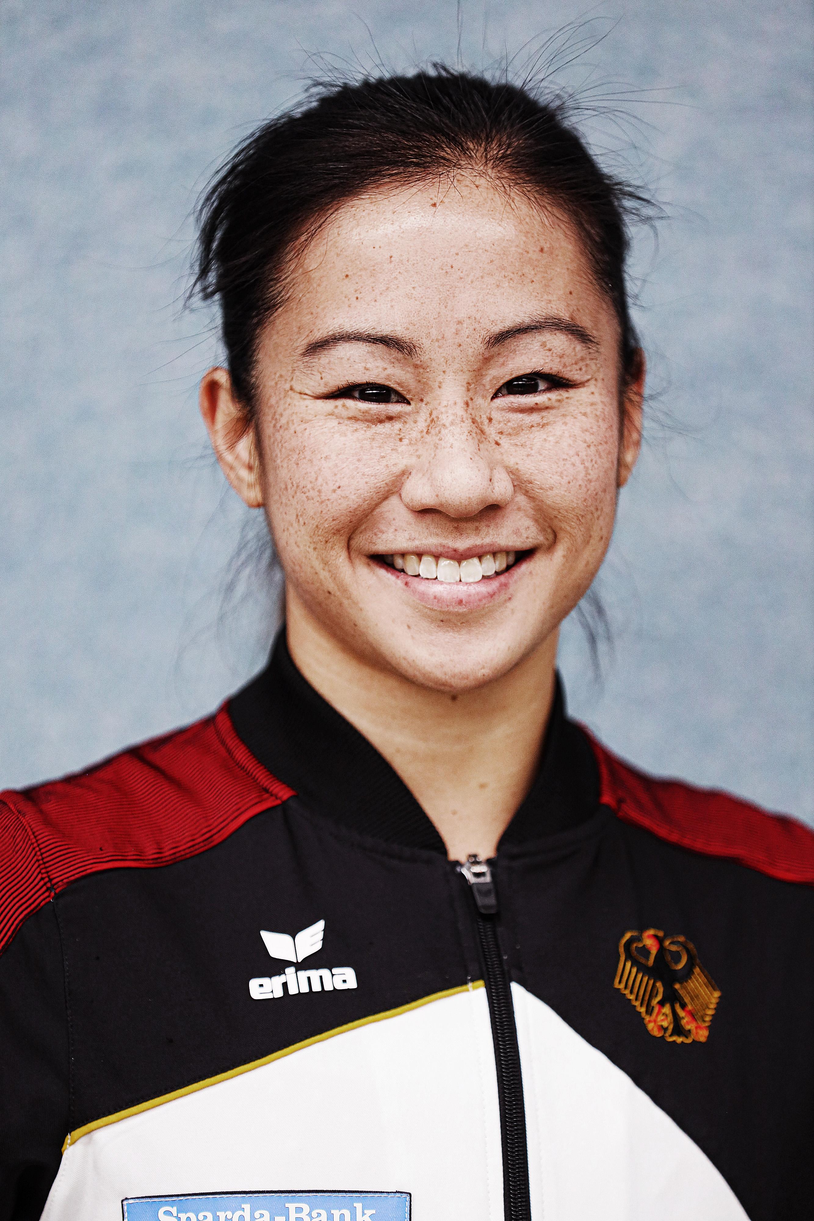 Olympiaturnerin Kim Bui