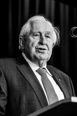 Bernhard Vogel Ministerpräsident aD