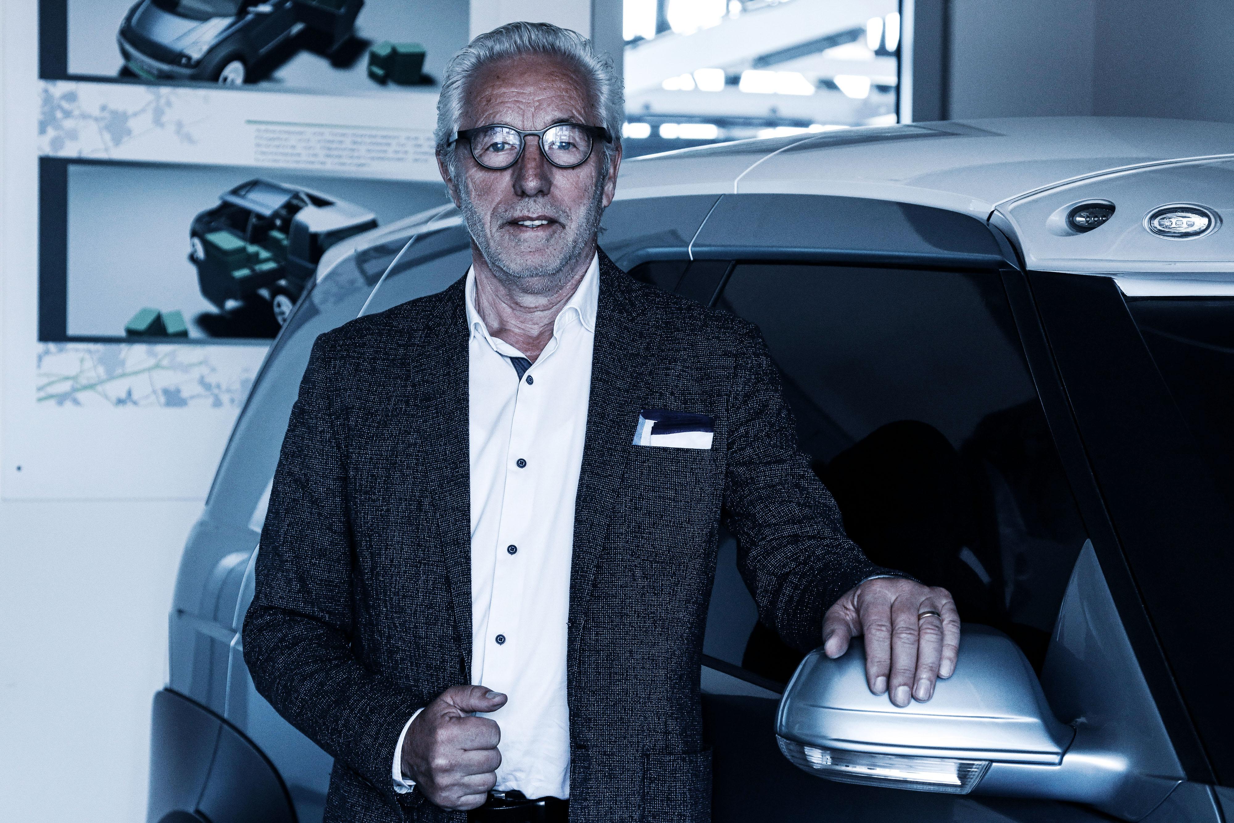 Johann Tomforde Autodesigner