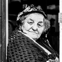 Portrait Alte Dame