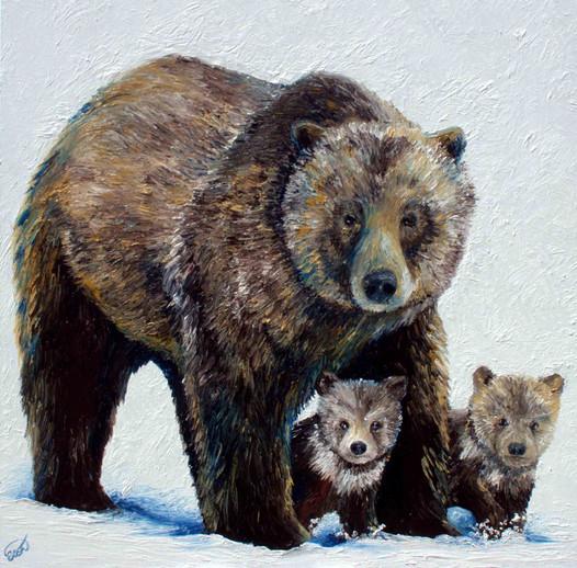 Ursa Major, Ursa Minors-SOLD