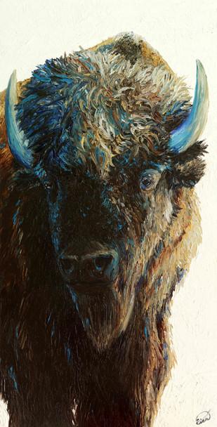 Bison, bison - SOLD