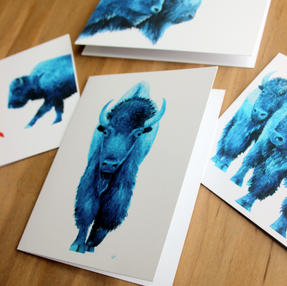 Check out my new Stickers and Greeting Cards!
