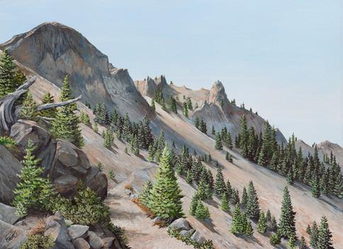 Devil's Peak, Oregon