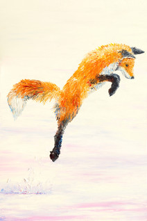 Fox Hunt Triptych (2)