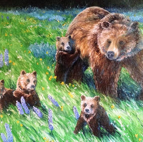 Check out my Wildlife Art