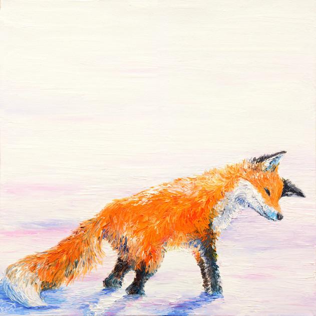 Fox Hunt Triptych (1)