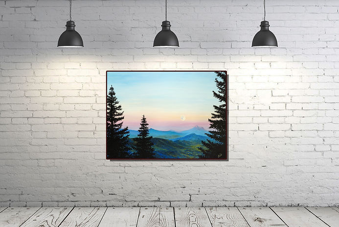 Oregon Sunset Original Painting.jpg