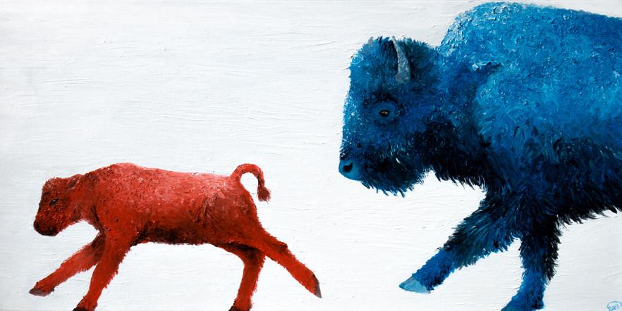 Run, Red Dog, Run: Original SOLD