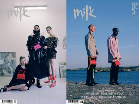 Milk X