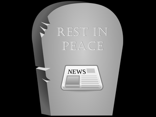 Is Print Content Dead?