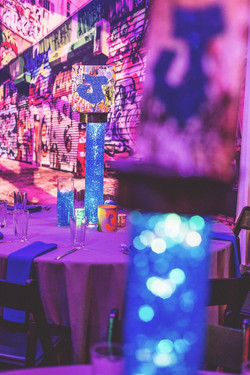 Bar Mitzvah Decorations