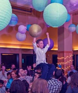 Bat Mitzvah Decorations