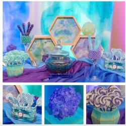 Bat Mitzvah Decorations
