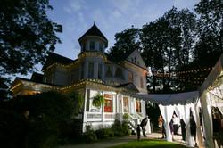 Victorian Belle wedding decor