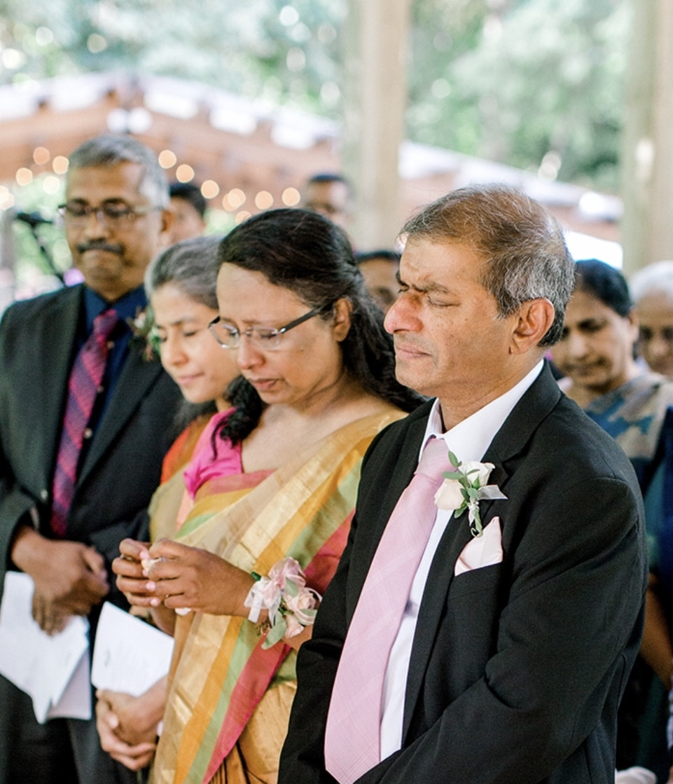 Christian Indian Wedding