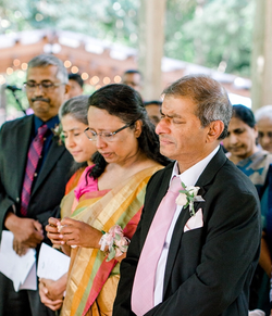 Christian Indian Wedding
