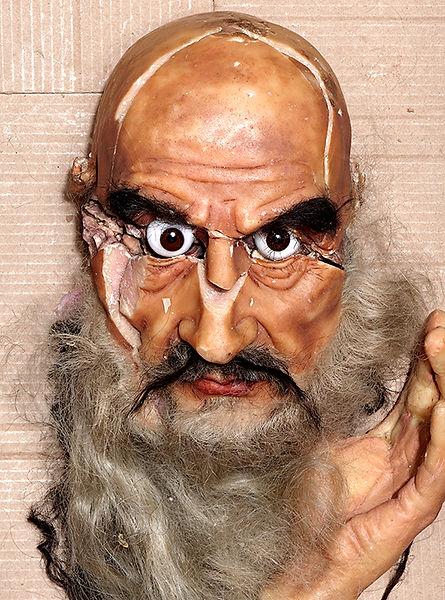 David LaChapelle, Still Life: Sayyed Ruhollah Musari Khomeini, 2009-2012