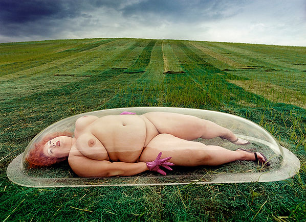 David LaChapelle, Lonley Doll I, 1998