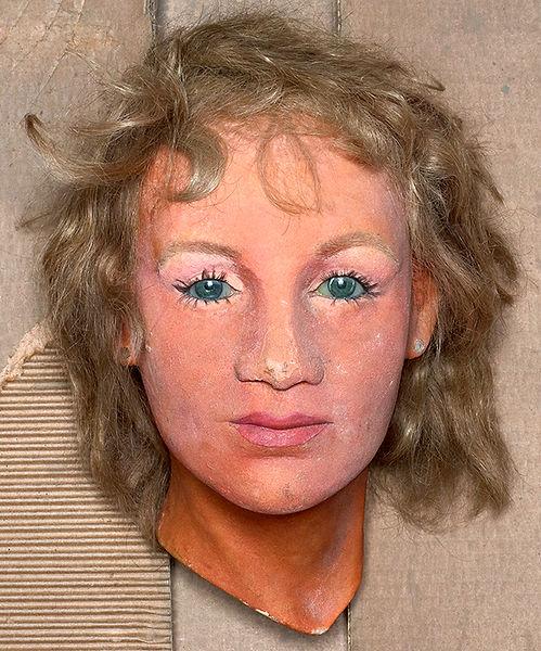 David LaChapelle, Still Life: Marlene Dietrich, 2009-2012