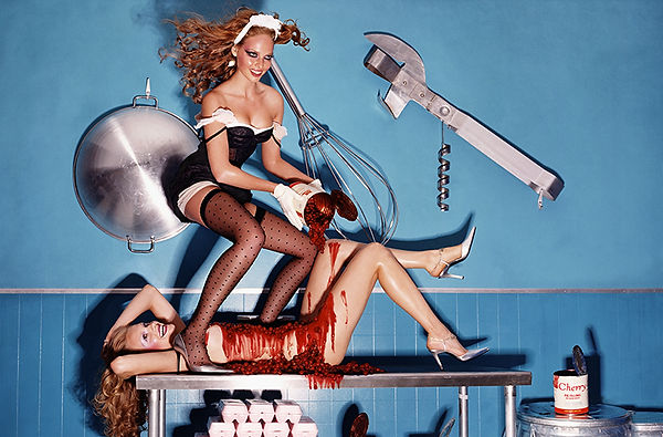 David LaChapelle, You Are My Holiday, 2004
