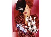 David LaChapelle, Untitled (Checkered Glove), 1995