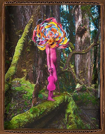 David LaChapelle, Songs in My Head, 2015