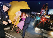 David LaChapelle, Hollywood Trash, 1994