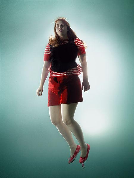 David LaChapelle, Awakened: Deborah, 2007