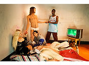David LaChapelle, Evidence of a Miraculous Event, 2003