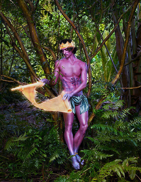 David LaChapelle, Seek the Truth, 2015
