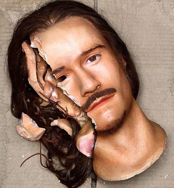 David LaChapelle, Still Life: Orlando Bloom, 2009-2012
