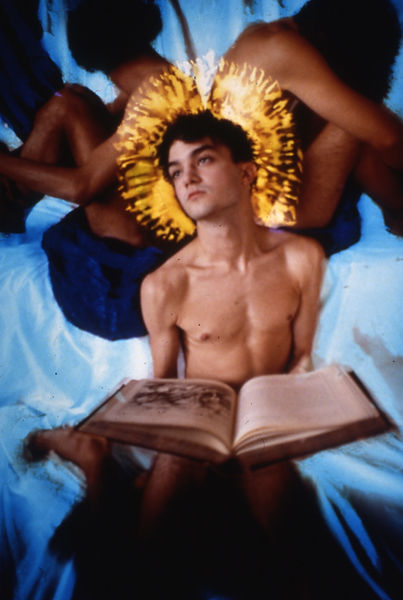 David LaChapelle, 56 Bleeker Gallery: All Things Revealed (Triptych) B, 1985