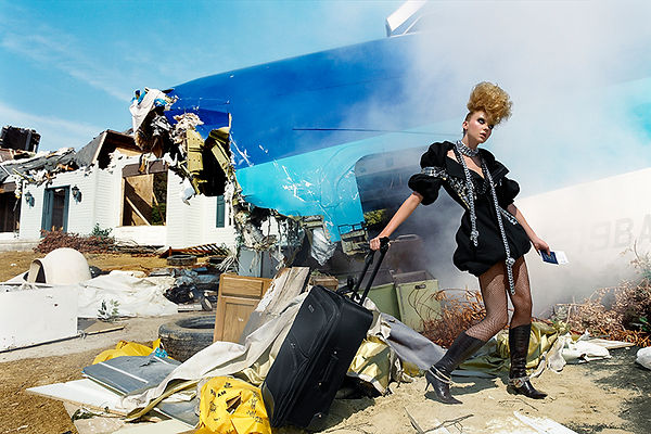 David LaChapelle, Are You Out There?