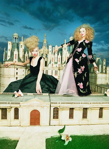 David LaChapelle, Small Landmarks: Blossom, 1995