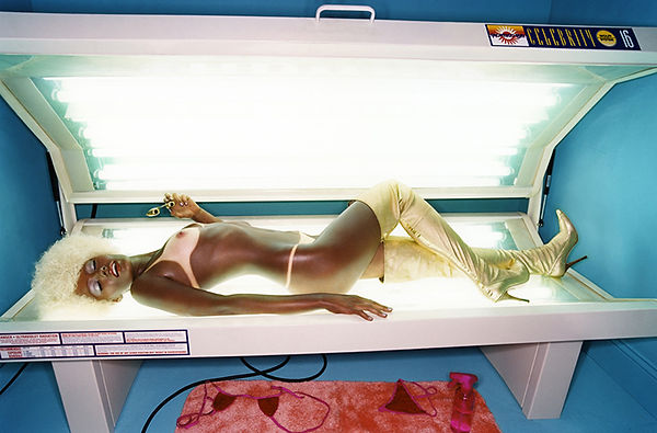 Davd LaChapelle, I Envy Your Life, 2004