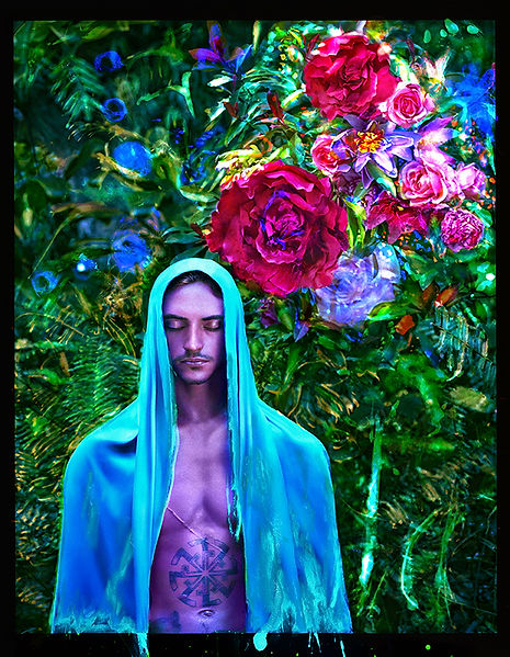David LaChapelle All I Need to Know, 2015