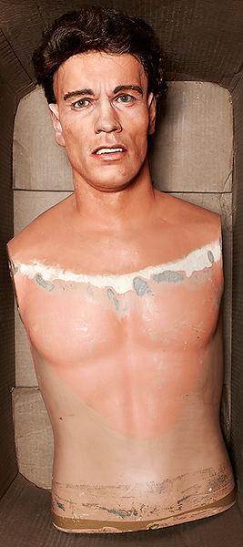 David LaChapelle, Still Life: Arnold Schwarzenegger, 2009-2012