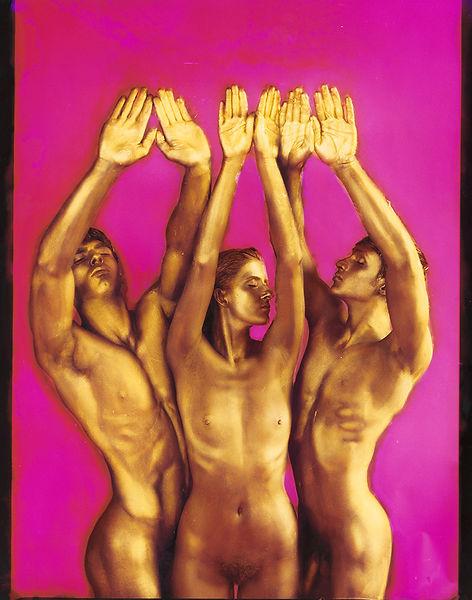 David LaChapelle, Glorify, 1989