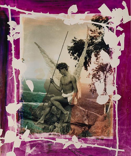 David LaChapelle, Waiting Angel, 1985