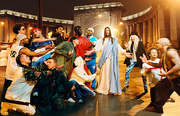 David LaChapelle, Sermon, 2003