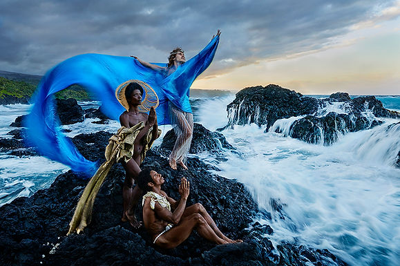 David LaChapelle, Eventide, 2019