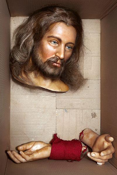 David LaChapelle, Last Supper: Jesus, 2009-2012
