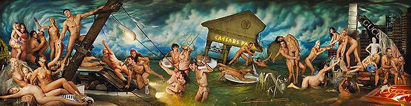David LaChapelle, Deluge, 2006
