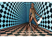 David LaChapelle, Insomnia, 2001