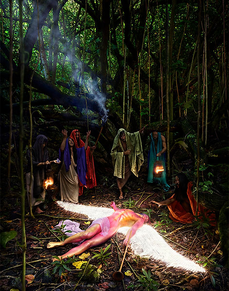 David LaChapelle, Now Discovered, 2013