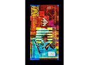 David LaChapelle, Negative Currency: 50 Shekel Used As Negative, 2010